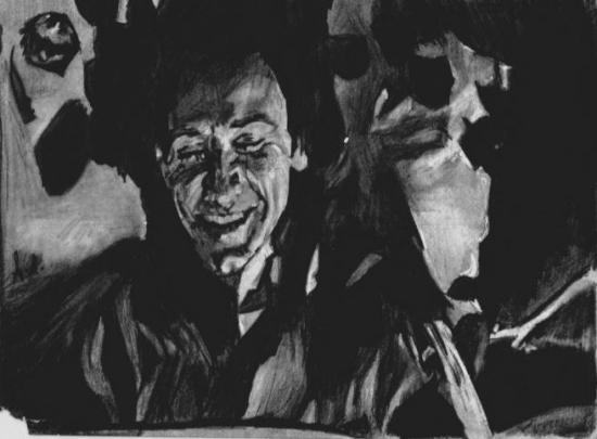 Kevin Spacey par gothichyppie